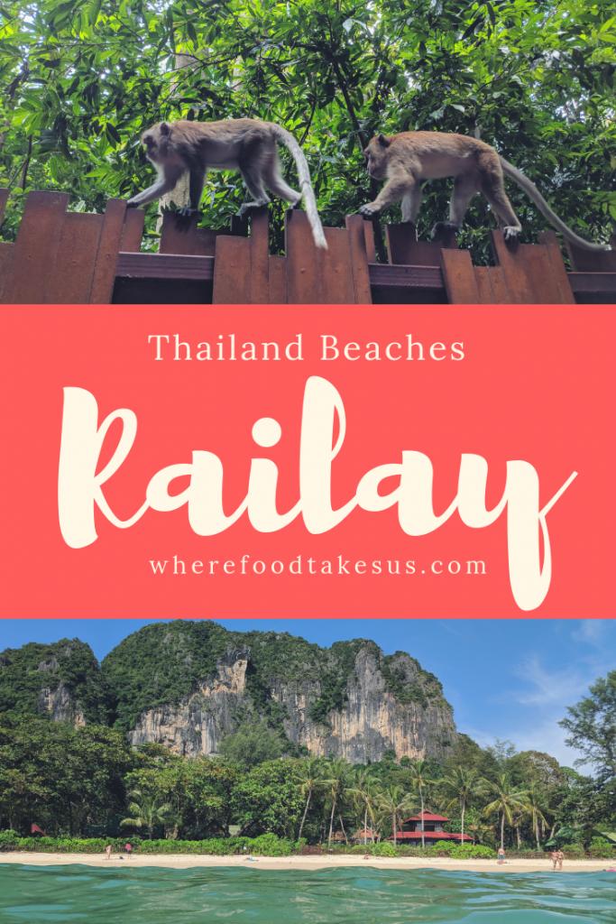 Thailand Beaches: Pinterest Post