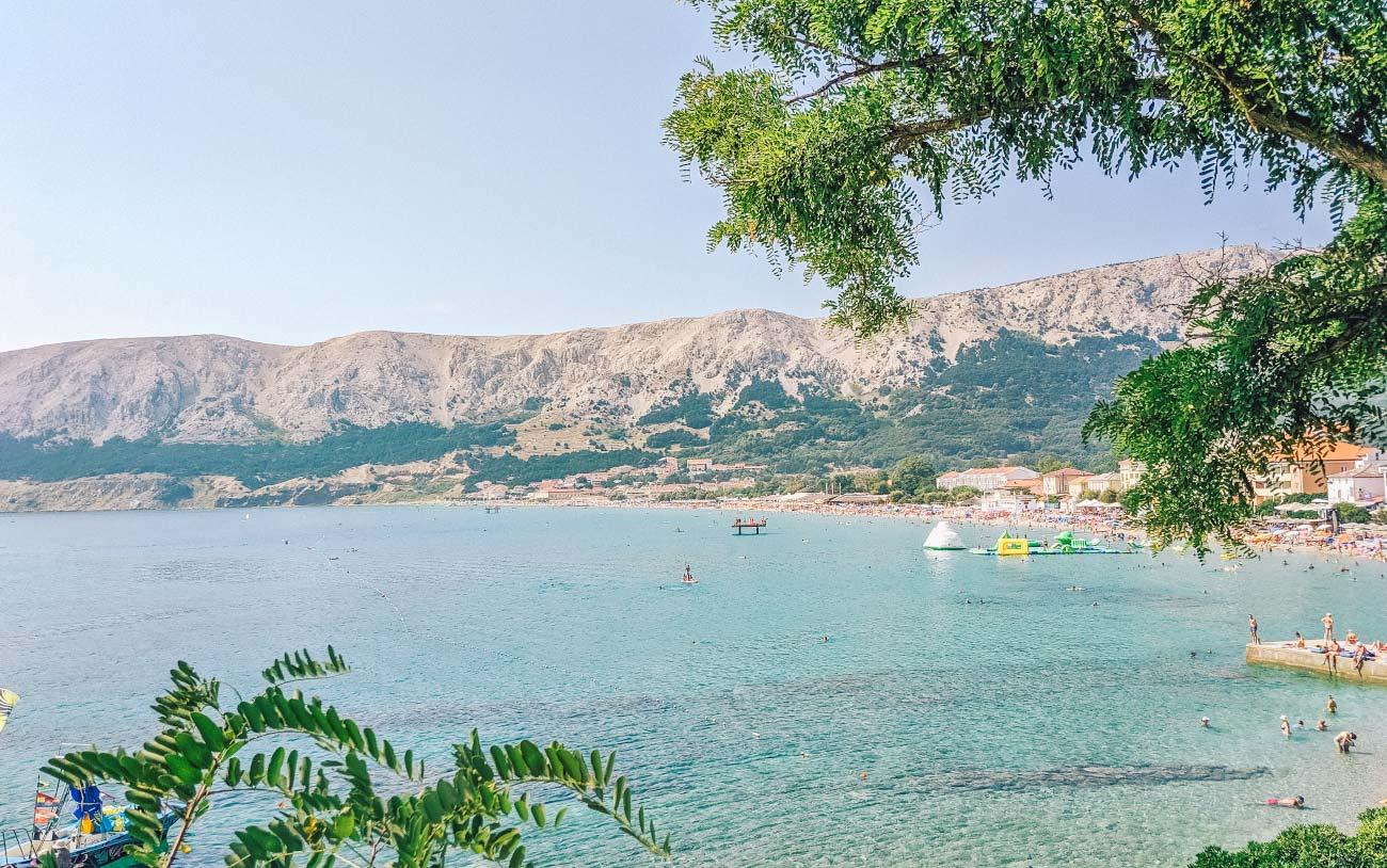 What to Do in Baska, Croatia: Beaches and Charm