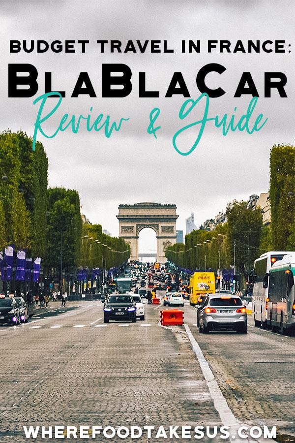 BlaBlaCar Pin