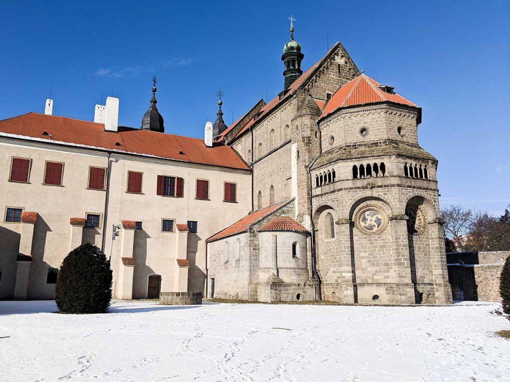Brno Day Trip: St Procopius Basilica in Třebíč
