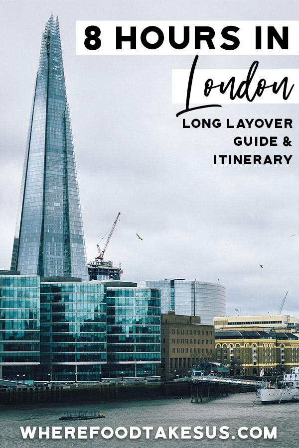 Pin for London Layvover