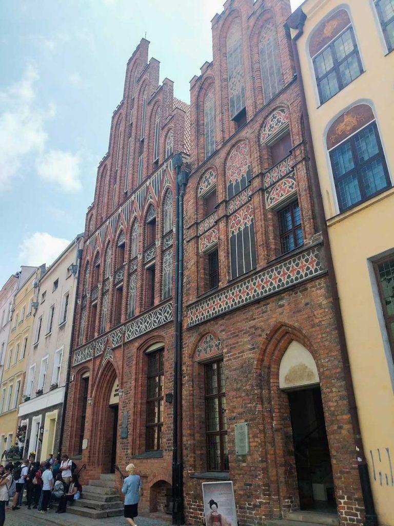 Nicholaus Copernicus House in Toruń