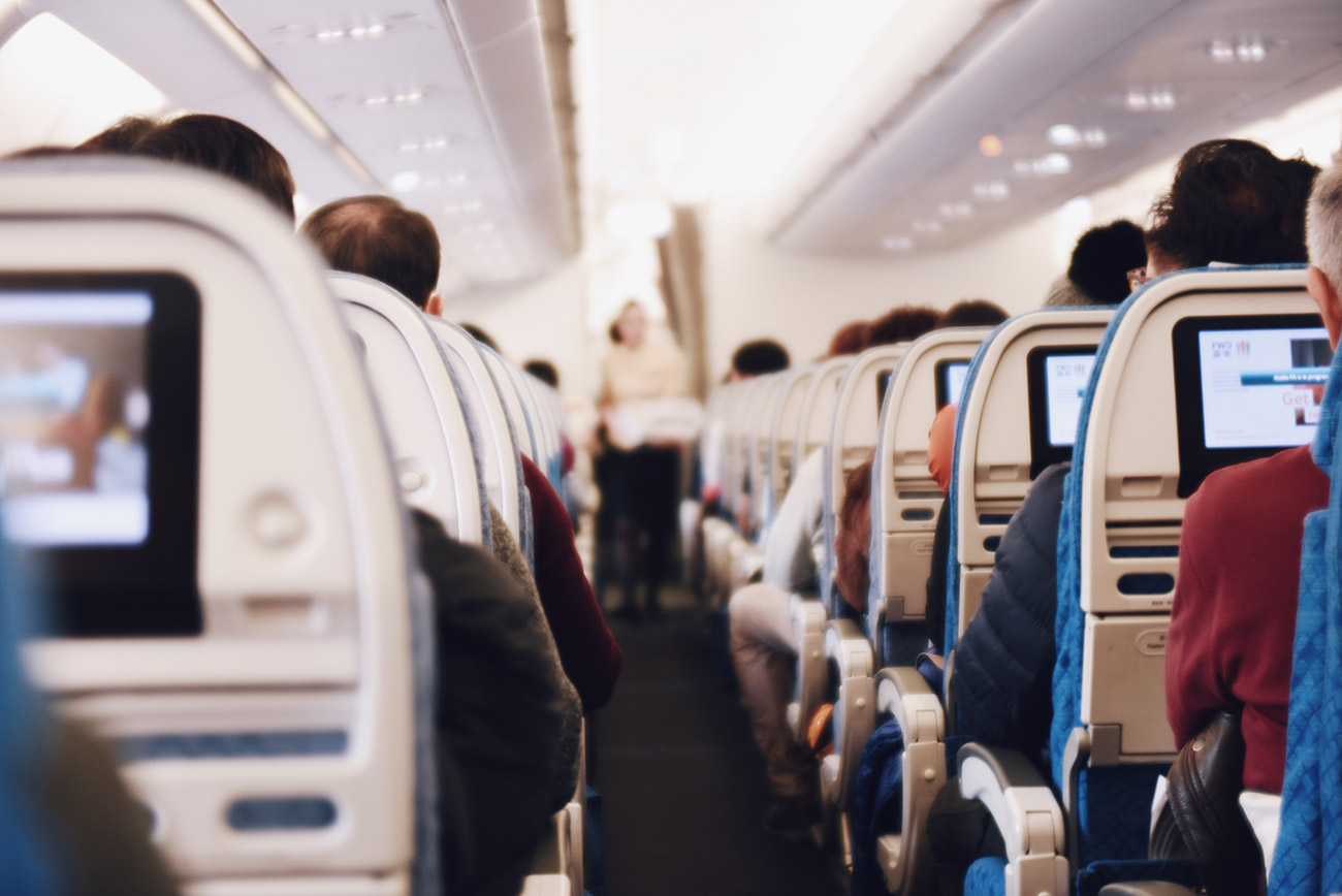Long flight tips: airplane seating