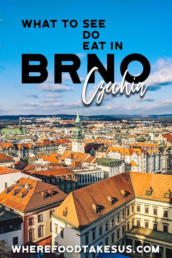 pin for Brno, Czech Republic